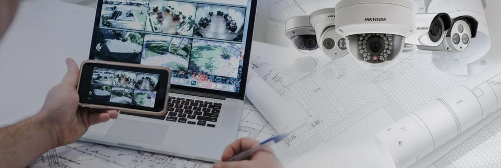 surveillance system cameras