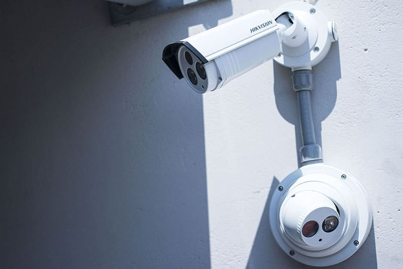 exterior security cameras