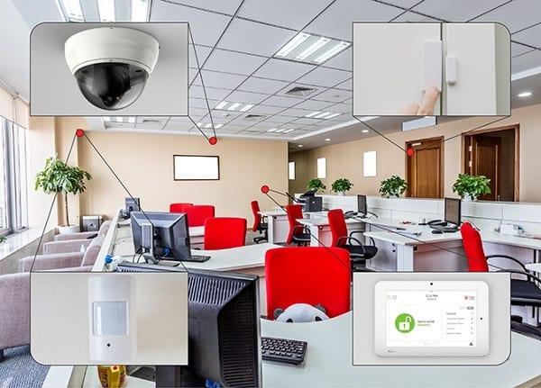 office alarm system