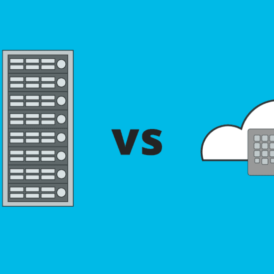 server based vs cloud based access control