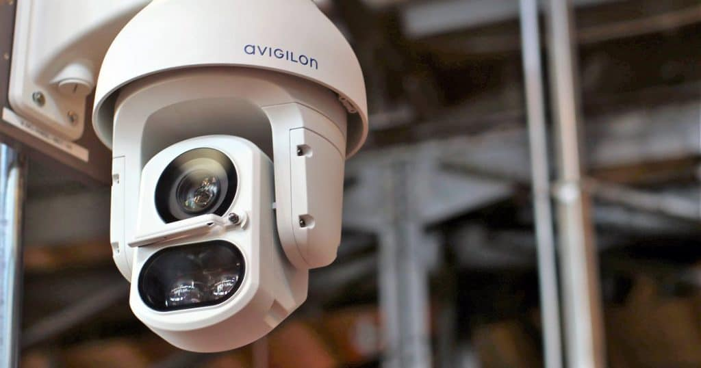 best places for security cameras