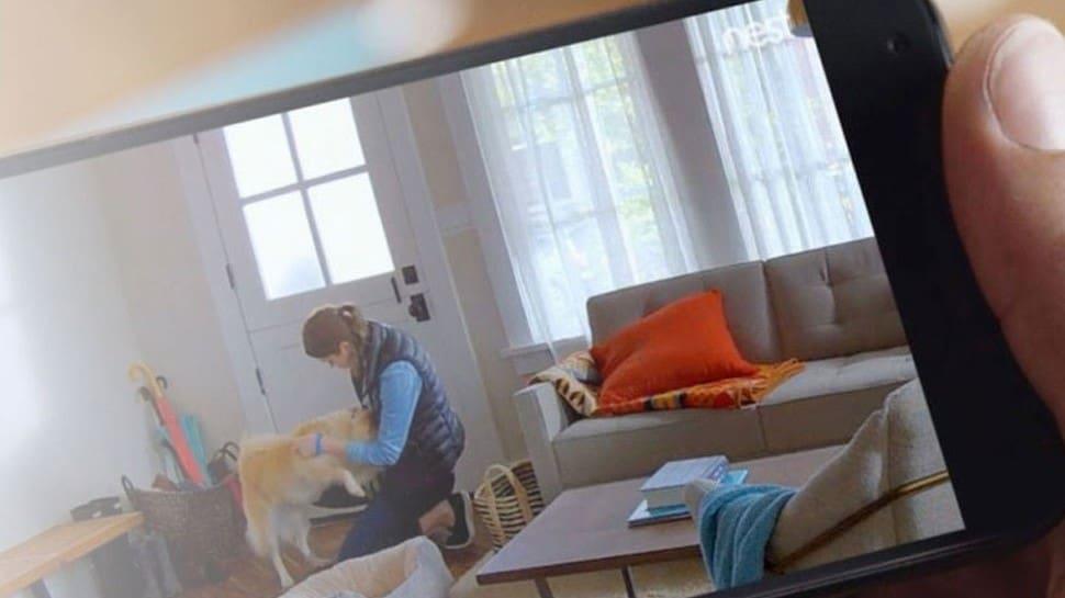 security camera remote viewing