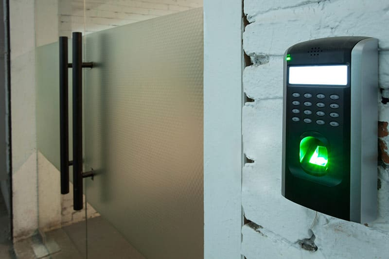 How Keyless Entry Systems Help Secure Businesses