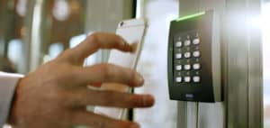 Mobile Access Control Keypad