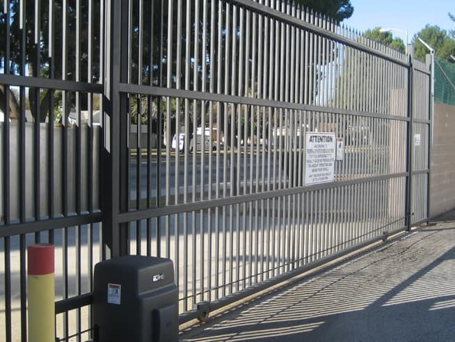 How Do Gate Access Control Systems Work Safe And Sound