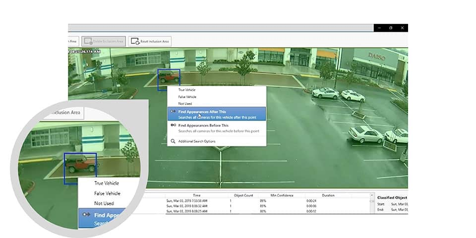 Parking Lot Security Camera System Case Study