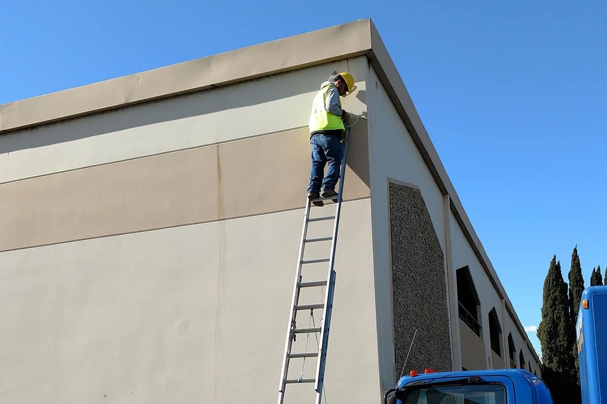 outdoor security camera installation concord ca