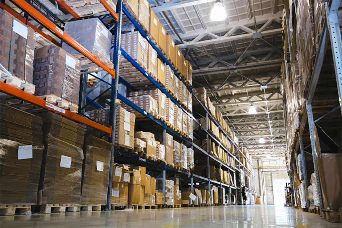 warehouse merchandise protection