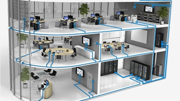 office-network-cabling