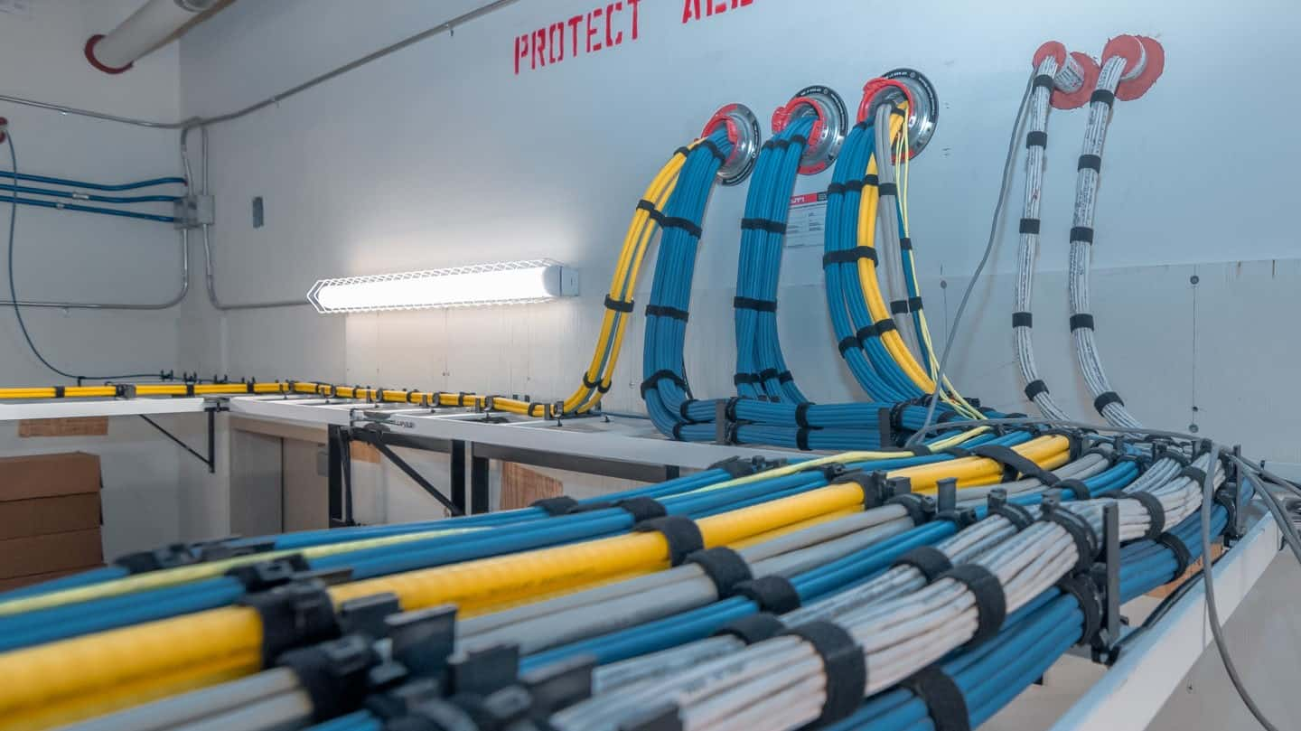 commercial wiring rough in structured cabling installation the ultimate guide  structured cabling installation the