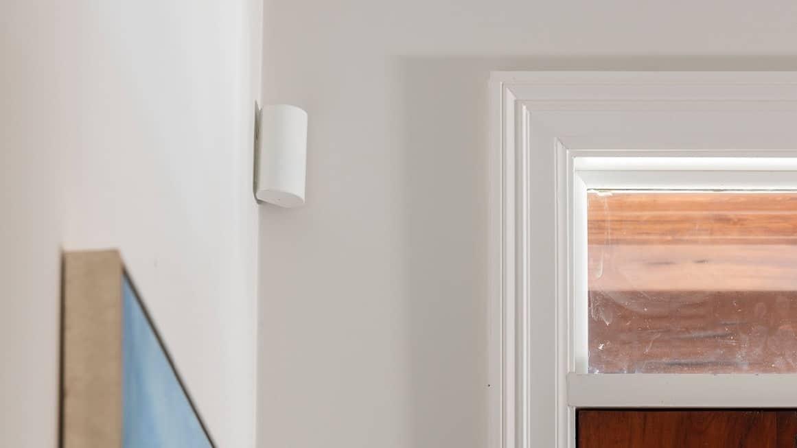 motion detector alarm system