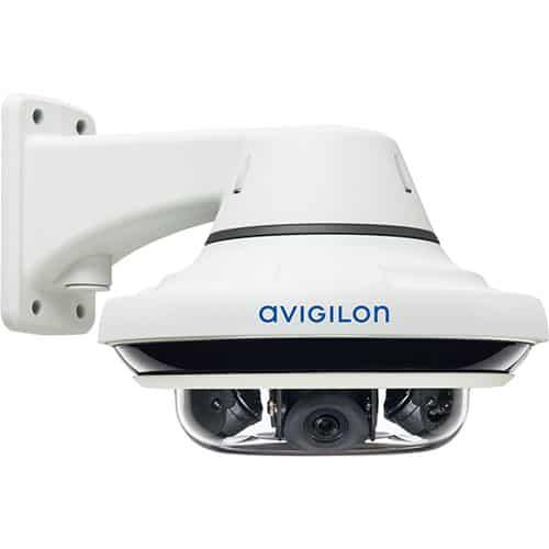 avigilon multi sensor camera