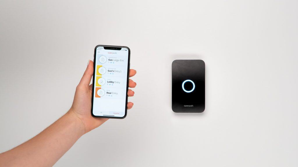 Openpath access control