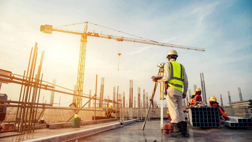 construction site security systems