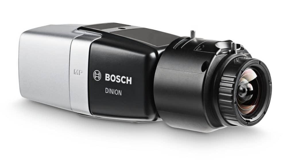 Bosch box CCTV camera