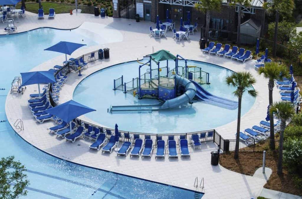 HOA pool security
