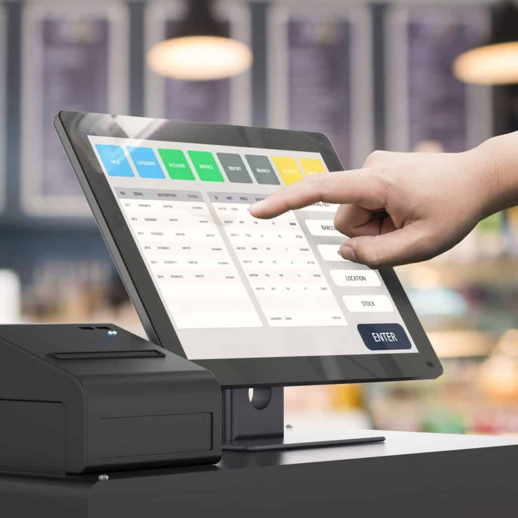 dispensary pos system and security system integration