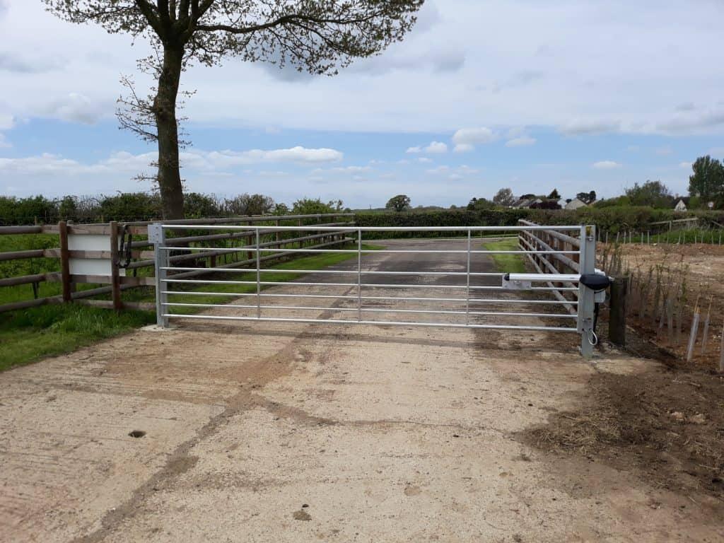 farm gate security