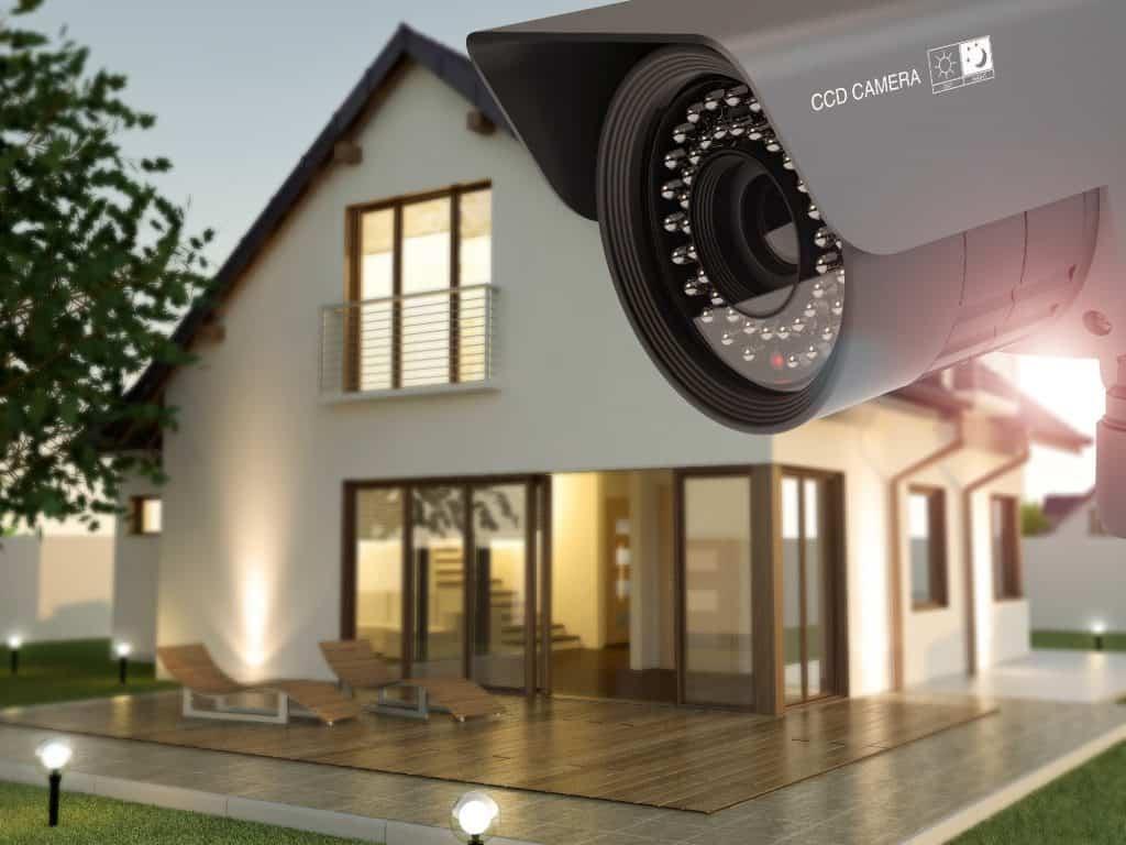 neighborhood security camera