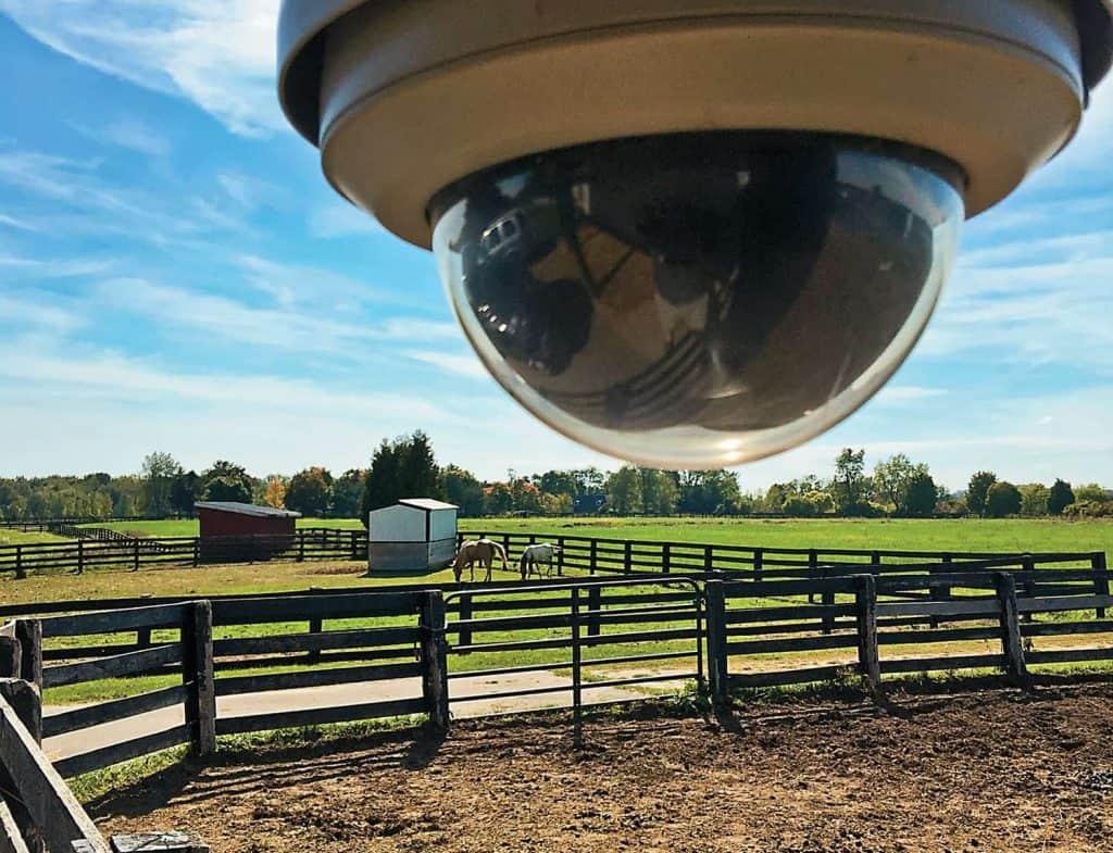 ranch security camera monitoring