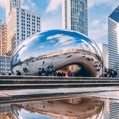 the bean chicago illinois