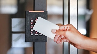 Access control integration