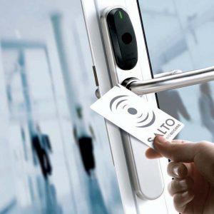 SALTO installer security