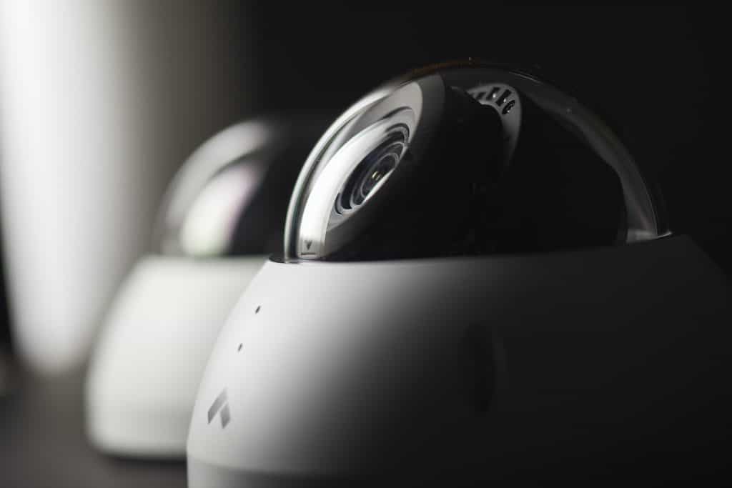 Verkada security cameras