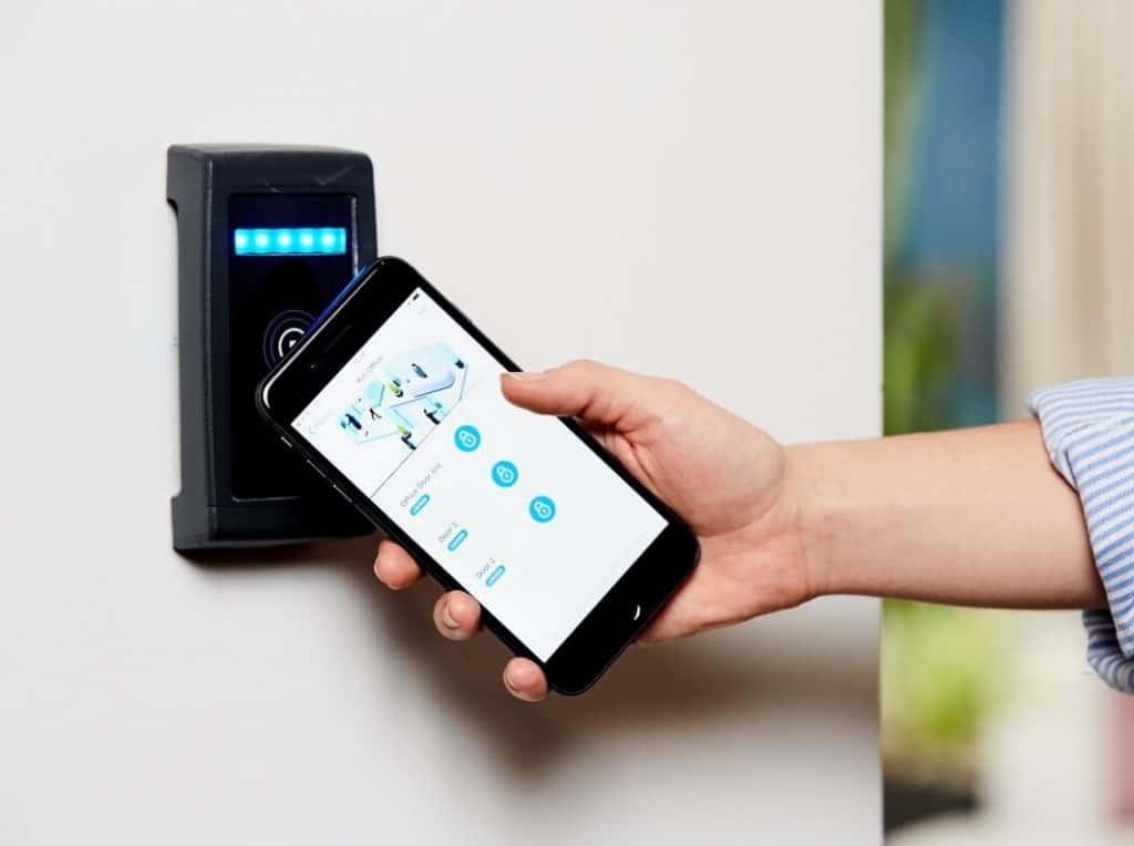 ip door access control system