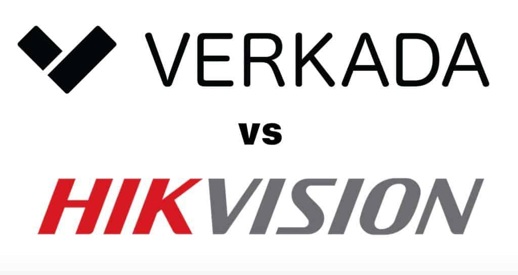 verkada vs hikvision
