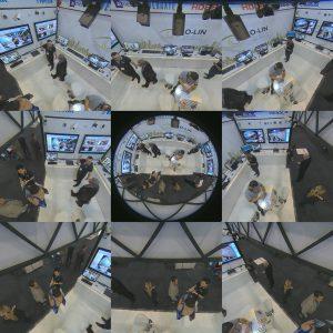 camera footage