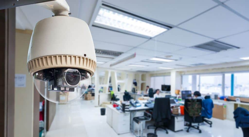 Surveillance Cameras in the Workplace Laws California