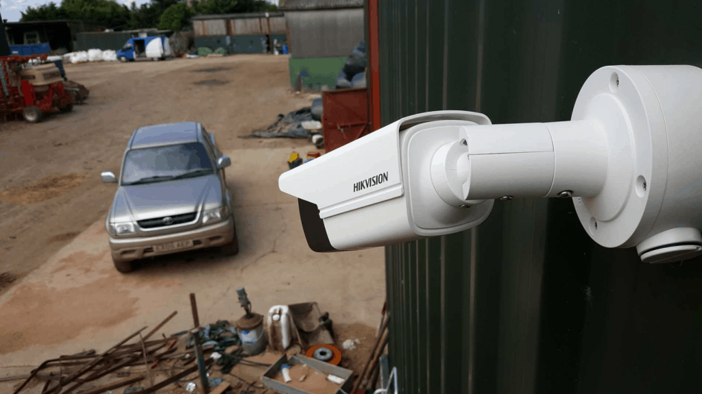 construction camera systems