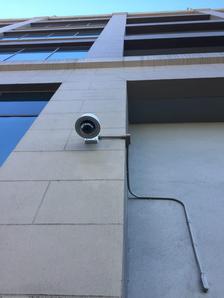 office security camera