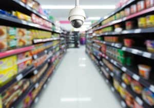 retail security system camera