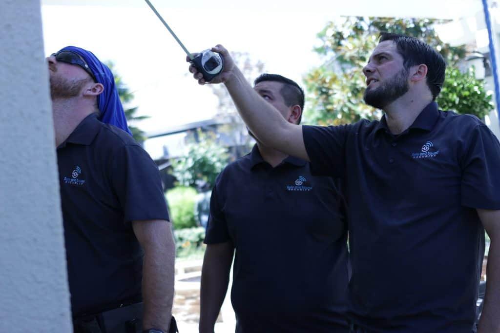 Stockton security service