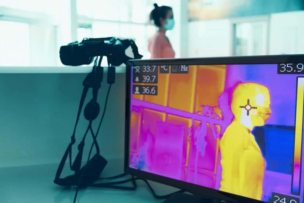 thermal cameras la