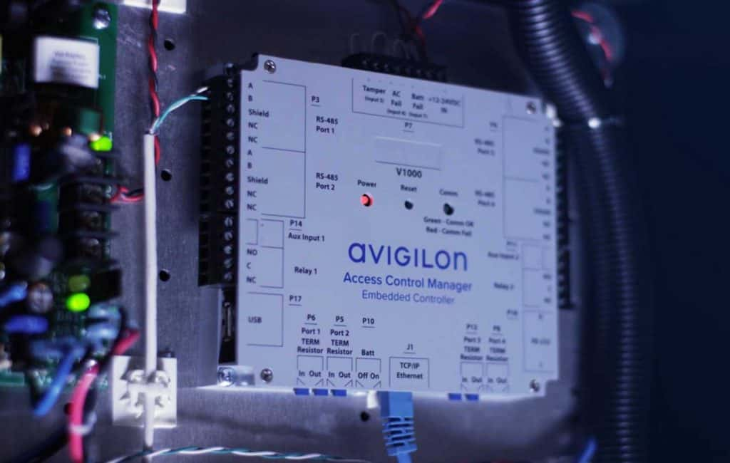 avigilon access control buy