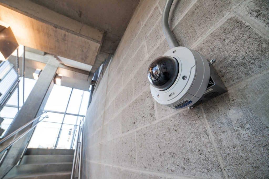 garage security camera