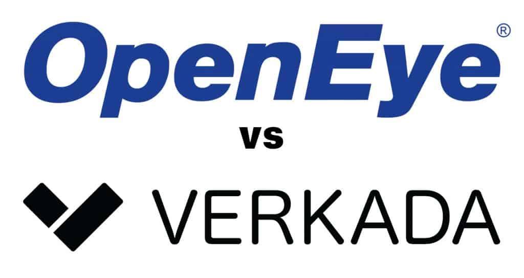 verkada vs openeye