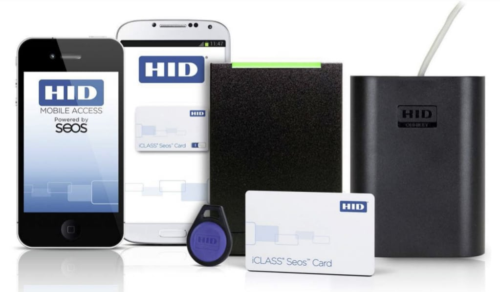 HID Global Access control