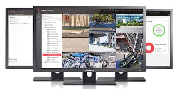 Computer display security images.