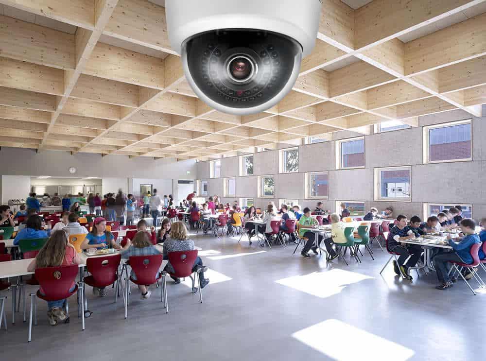 Security Camera Grants for Schools