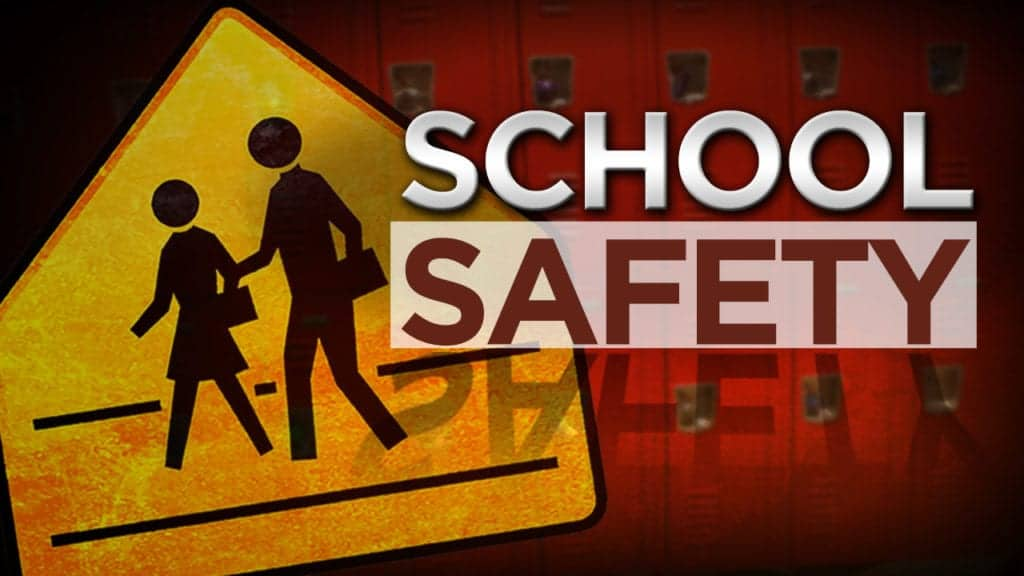 school safety and security issues