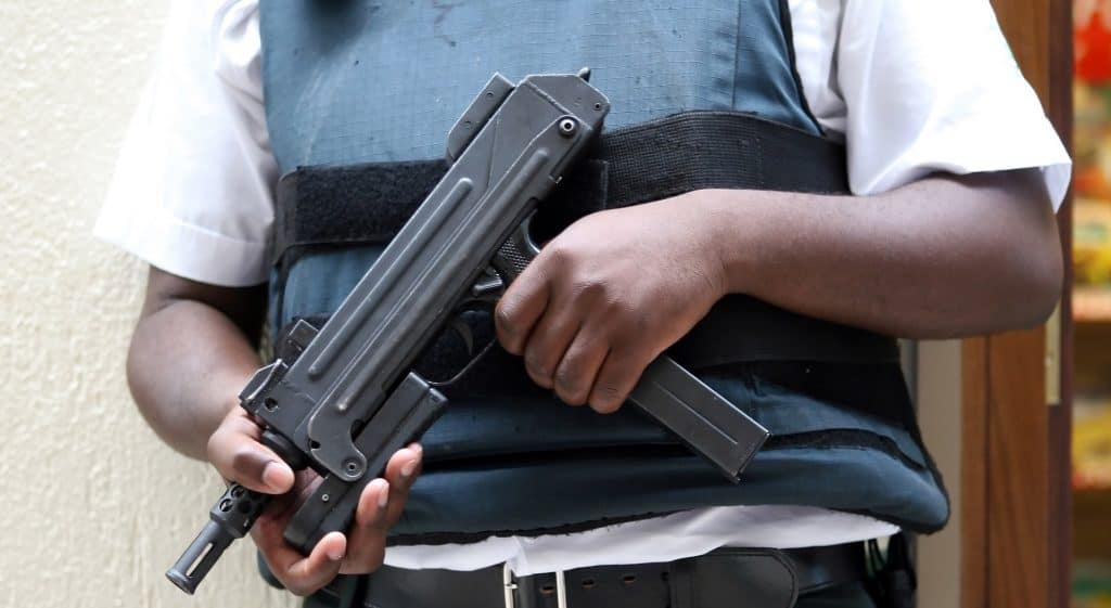 facts about armed guards in schools